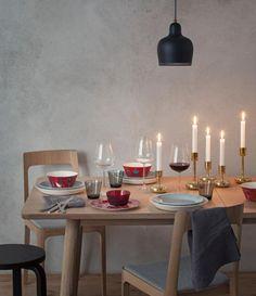 Ein Lichtlein brennt: Mit Kerzen dekorieren