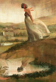 Pride and Prejudice illustrated by Anna and Elena Balbusso