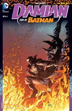 Damian - Son of Batman 04 (of 04) (2014)