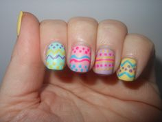 The Polished Momma: Matte Easter Eggs!