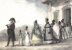 Quando Jean Batiste Debret lançou Viagem Pitoresca e Histórica ao Brasil, em 1835, mesmo sendo um artista respeitado, a publicação foi um fracasso de vendas. O fiasco não estava nem de perto justificado à falta de habilidade do artista, mas com a abordagem política que ele dera as suas gravuras.