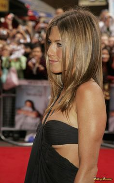 Jennifer Aniston hair ღ