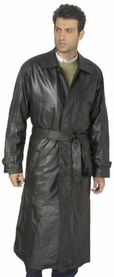 Full Length Leather Coats For Men Sm Coats