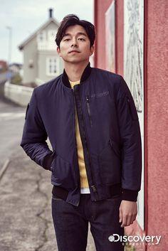 Gong Yoo (공유) - Picture @ HanCinema :: The Korean Movie and Drama Database Korean Star, Korean Men, Asian Men, Gong Yoo Smile, Yoo Gong, Coffee Prince, Drama Korea, Korean Drama, Asian Actors