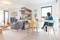 2 x Fiorde Cadeiras de jantar, Oak | made.com