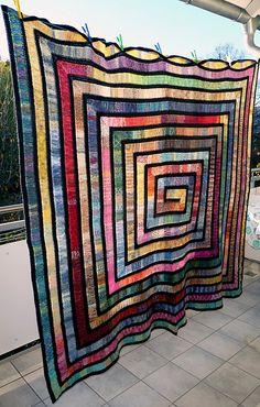Ravelry: -danny-s Ten Stitch Blanket