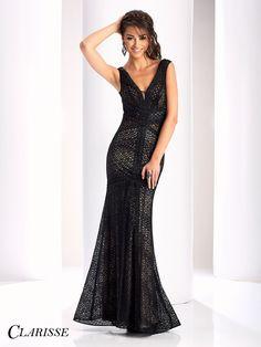 Clarisse Couture Dress 4805