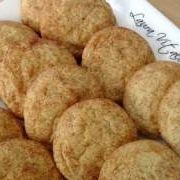 Snickerdoodle Cookies Recipe - Laura in the Kitchen - Internet Cooking Show Starring Laura Vitale