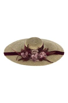 Pamela Rose Burgundy Ootd Fashion, Womens Fashion, Summer Hats, Headpiece, Burgundy, Wedding Inspiration, Fascinators, Pretty, How To Wear