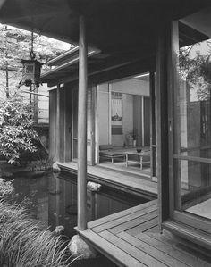 House at Aoyama 1961|青山の家 吉村順三