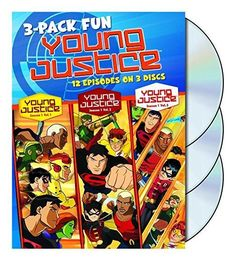 Various - Young Justice: Season 1 - Volumes 1, 2 & 3