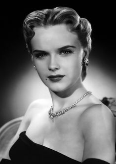 Anne Francis   They've...