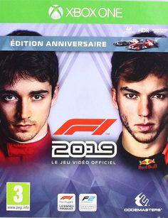 F1 2019 est le jeu officiel du championnat du monde de Formule 1. Cette dernière édition comprendra tous les tracés et pilotes officiels de cette année de championnat. Le jeu devrait également contenir de nouvelles fonctionnalités. Un mode carrière et un mode multijoueurs seront disponibles. Xbox, Officiel, Baseball Cards, World Championship, Formula 1, Fashion Styles, Xbox Controller