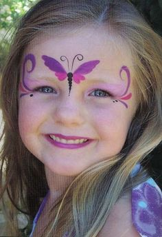 Face Painted Fairies - Vane sa - Picasa Web Albums - Face Painted Fairies – Vane sa – Picasa Web Albums The Effective Pictures We Offer You About di - Kids Face Painting Easy, Easy Face Painting Designs, Girl Face Painting, Face Painting Tutorials, Body Painting, Face Paintings, Disney Face Painting, Easy Halloween Face Painting, Butterfly Face Paint