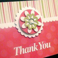 Free Svg, Printable Thank You Making Card Kit