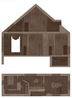 Paper Architects. House for a Priest - Valerio Olgiati