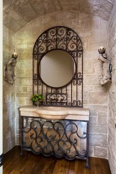 Transform your home with furnishings, decor & inspiration from Providence Design. We'll take care of your every home design & decorating need. Southern interior Designers located in Little Rock, Arkansas Mona Thompson and Talena Ray. Interior Design Studio, Modern Interior Design, Interior Architecture, Baroque, Gothic Bathroom, Medieval Home Decor, Modern Gothic, Gothic House, French Country Decorating