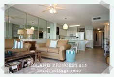 beachfront bargain DIY budget renovation from Island Princess 215