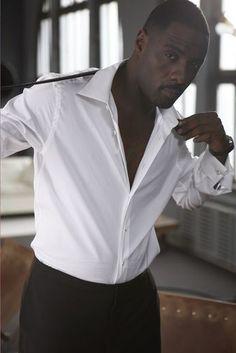 Idris Elba (sigh)