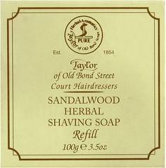 Best Shaving Soap, Wet Shaving, Best Shaver For Men, Best Natural Soap, Soap For Sensitive Skin, Bond Street, Ebay, Tools, Printables