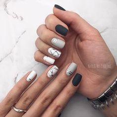 7,382 отметок «Нравится», 9 комментариев — Поиск идей для ваших ногтей (@nail_poisk) в Instagram: «Работа мастера @nails_by_pauline_nn г. Нижний Новгород»