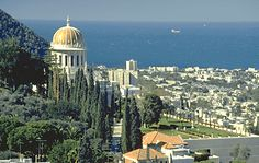 "Haifa is a beautiful harbor city, often called ""the capital of the north"" and one of the main commercial ports in Israel."