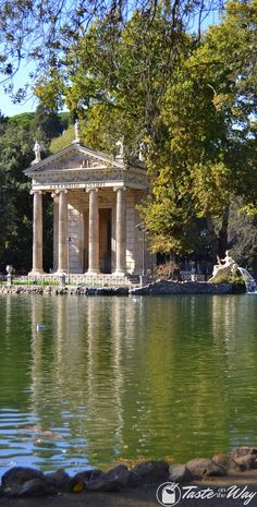 Visiting the Villa Borghese gardens is one of the top #thingstodo in #Rome, #Italy. Check out for more! #travel #photography