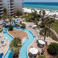 Photos and descriptions of the best resort pools in Destin, Florida resorts in florida Hotels In Destin Florida, Florida Vacation Spots, Destin Resorts, Visit Florida, Florida Travel, Florida Beaches, Vacation Ideas, Florida Trips, Mexico Vacation