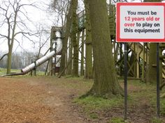 Ragley Park over 12 year old assault course