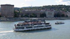 Európa hajó a Dunán