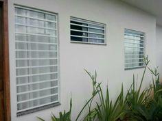 Resultado de imagem para modelos de grade para janelas de blindex