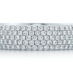 Tiffany Metro Five row ring.  Will covet this forever!