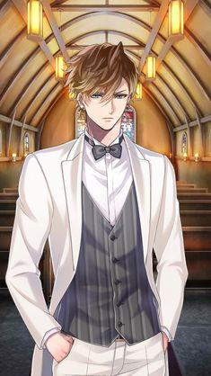 Dark Anime Guys, Cool Anime Guys, Hot Anime Boy, Handsome Anime Guys, Anime Couples Manga, Chica Anime Manga, Anime Art, Anime Love Story, Shall We Date