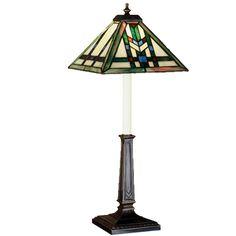 24.5 Inch H Prairie Wheat Buffet Lamp - Custom Made