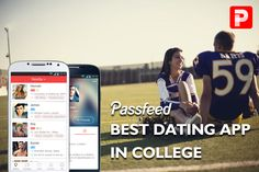 College dating app