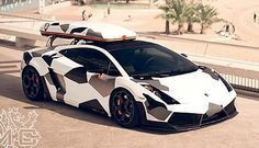 I'm gonna be realistic here and say this is the car I'm taking to the grave with me.. Meet priority #2, a modest Gallardo with a top box. Source: Jon Olsson
