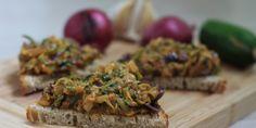 Cuketový tatarák - Powered by Baby Food Recipes, Low Carb Recipes, Vegan Recipes, Cooking Recipes, Breakfast Finger Foods, Breakfast Recipes, Baby Food Jars, Bon Appetit, Tofu