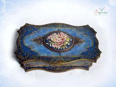 Купить Шкатулка с медальоном. - шкатлука, винтажный стиль, оригинальный подарок, оригинальная шкатулка, объемный декор