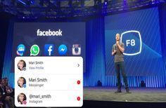 Facebook, Messenger ve Instagram bir araya geliyor - https://teknoformat.com/facebook-messenger-instagram-capraz-uygulama-bildirimleri-ile-bir-araya-geliyor-14365