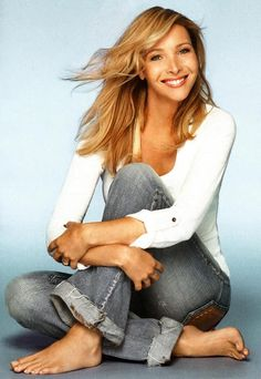 Lisa Kudrow - I also love her outfit! This woman is hilarious, too.
