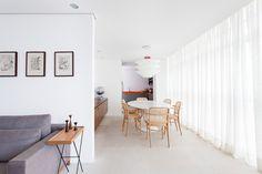 Design Hub - блог о дизайне интерьера и архитектуре: Стильная квартира в Сан-Пауло от Felipe Hess