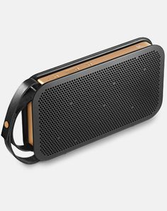 Meet BeoPlay A2 a powerful, ultra portable Bluetooth speaker with 360 degrees of ground breaking sound - and an unprecedented 24 hours of battery life.   For more pins and updates on Portable Bluetooth and Wireless Speakers, follow Best Buy Portable Speakers (www.pinterest.com/bestbuyspeakers/)