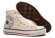 #Mens# and #Womens# #Converse# centenary series beige red