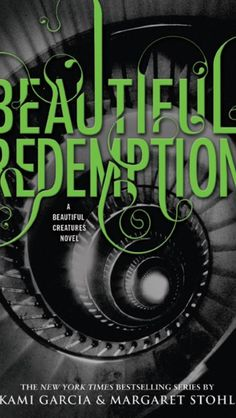 Beautiful Redemption: reading this right now an I'm kinda sad cause it's the last one! :(