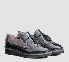 Trendy Loafer, grau, Damen-Slipper, Paul Green | Paul Green GmbH - I want these but can't find them here!