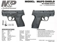 I want, I want!!! M&P Shield NO THUMB SAFETY Discussion Thread - MP-Pistol Forum