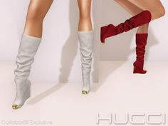 Hucci  Totorri Boots ♦ Demo available ♦ 14 variations ♦ 88L each ♦ 588L fatpack each, 2 sets available