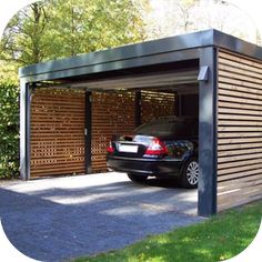 As we know the main function of The Carport Design is as a car shelter. But it also can serve as a terrace page or may be just to add value to beautify the home display. Carport usually is located at the outside in front of the House.