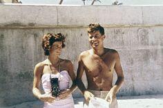 John et Jackie, du coup de foudre à la Maison-Blanche