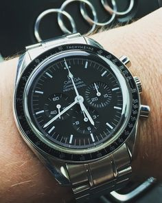 Pre owned Omega moon watch Speedmaster, mint condition Aster, Moon Watch, Pre Owned Watches, Fine Watches, Omega Watch, Mint, Accessories, Nice Watches, Peppermint